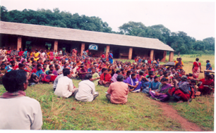 forest-protection-commit-meeting-at-kusumita-as-per-case-study